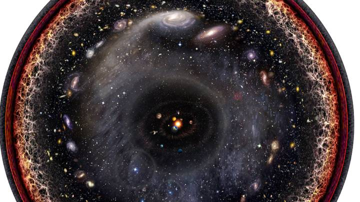 This Is What The Entire Universe Looks Like And It's Blowing People's Mind