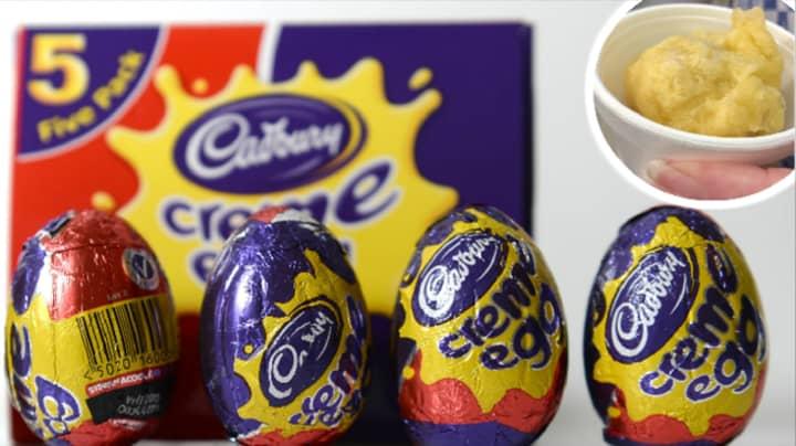 Birmingham Chip Shop Selling Battered Cadbury Creme Eggs