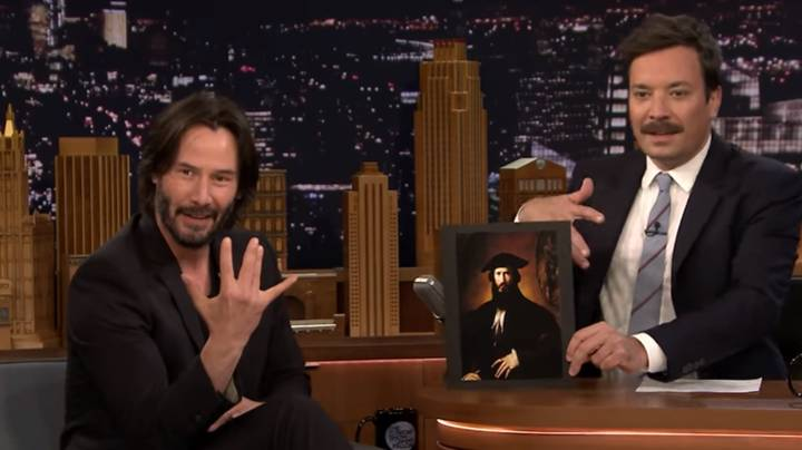 Keanu Reeves Has Been Asked About The Theory That He's Immortal