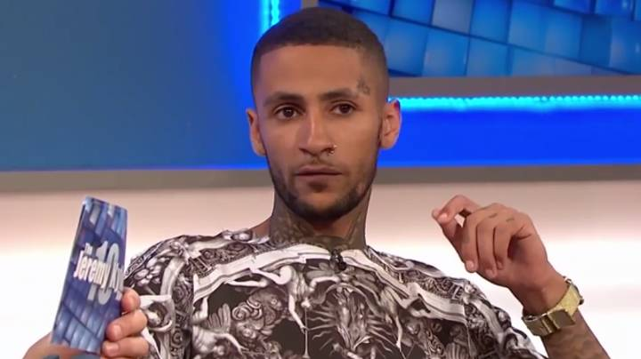 Rapper On 'Jeremy Kyle' Doesn't Think His Baby Is His Because Of Skin Colour