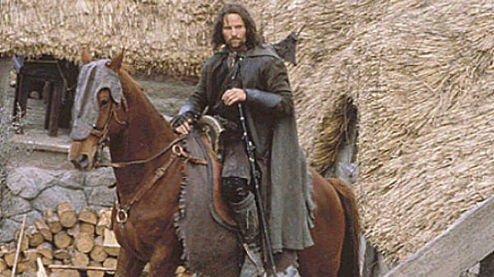 Viggo Mortensen Bought The Horse He Rode In 'The Lord Of The Rings'