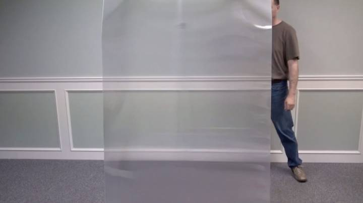 Military Camouflage Developer Unveils Incredible Invisibility Cloak