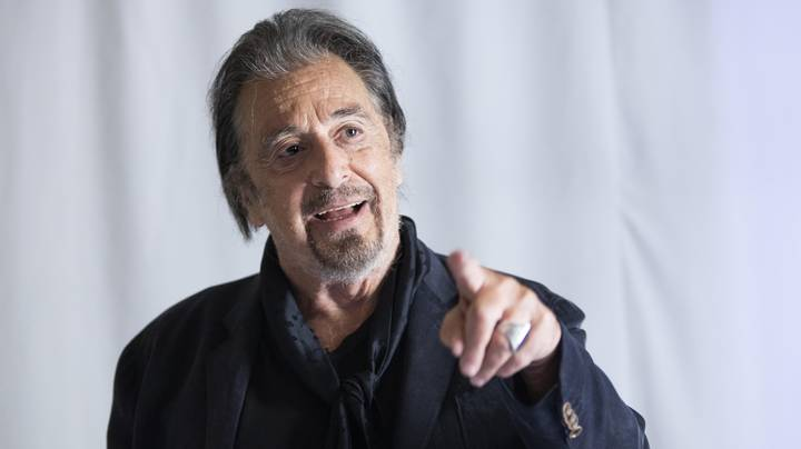 Al Pacino Says He Takes Roles In Bad Films To Try And Improve Them