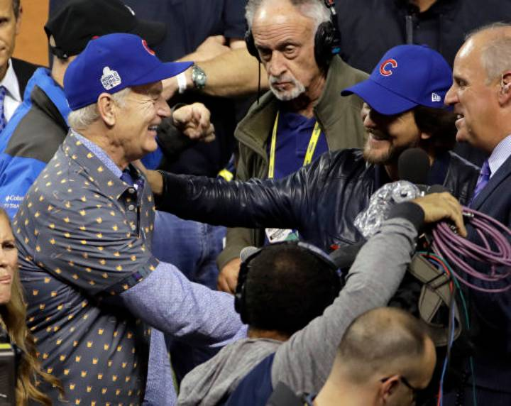 Bill Murray Is Every Sports Fan On The Planet