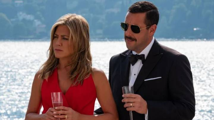 Adam Sandler And Jennifer Aniston Set To Reprise Roles In Murder Mystery Sequel