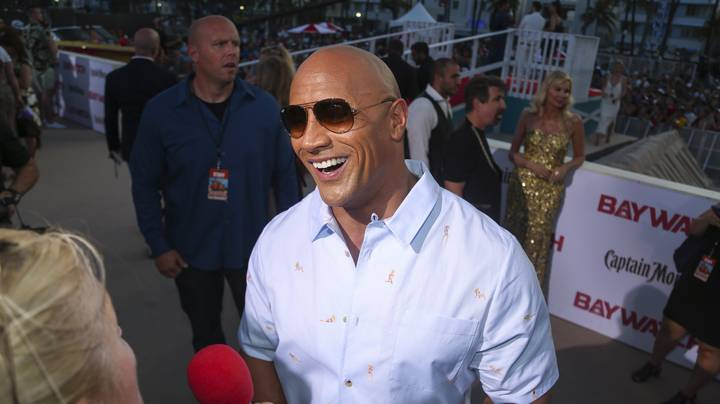 Dwayne Johnson Just Dropped A Pretty Big Hint About Running For President