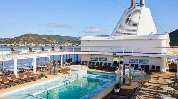 Luxury 139 Day Cruise Costing From £58,000 Per Person Sells Out In Under A Day