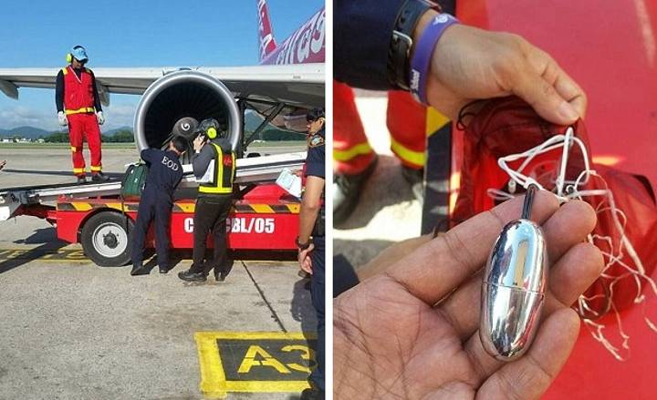 Plane Grounded Due To Sex Toy Going Off In Hand Luggage