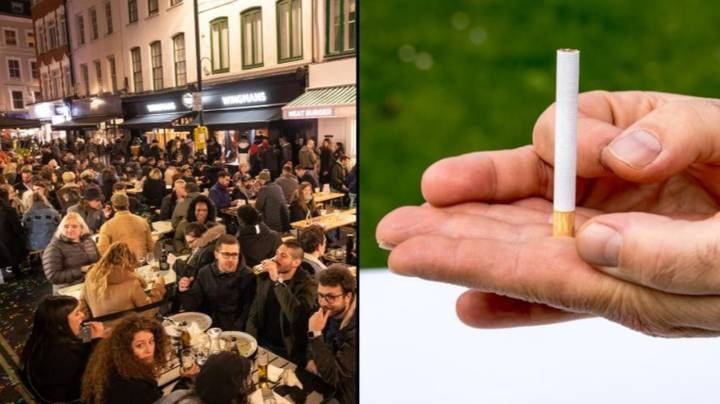Five UK Councils Ban Smoking Outside Pubs And Restaurants