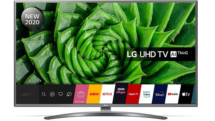"""Amazon Prime Day: Best TV Deals Including £800 Saving On 75"""" LG 4K Ultra HD TV"""