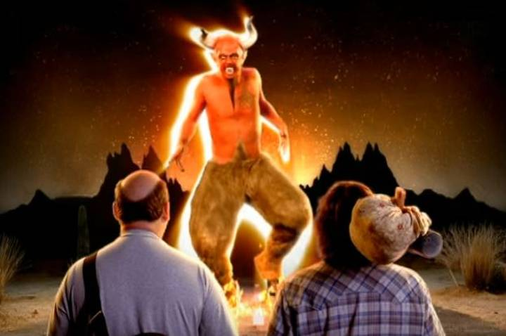 Doctor Claims To Have Seen A Glimpse Of Hell