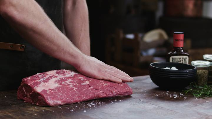 World's First Meat Massaging Joint Opens In London
