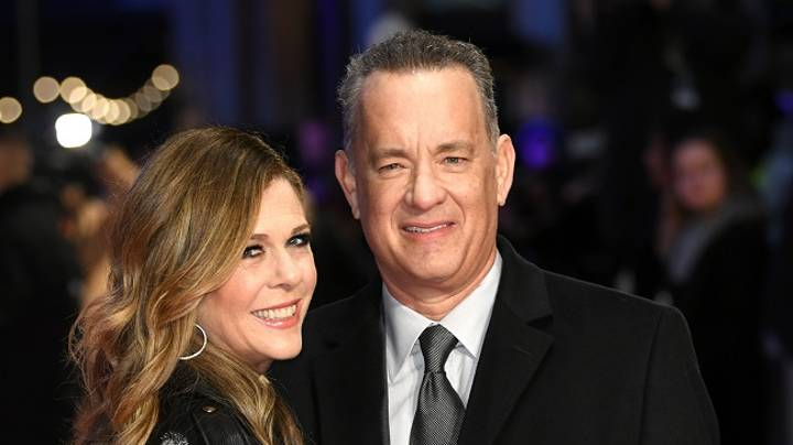 Tom Hanks And Rita Wilson Celebrate 30 Years Of Marriage With Throwback Tweet