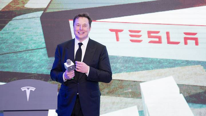 Elon Musk Is Now The Fourth Richest Man In The World