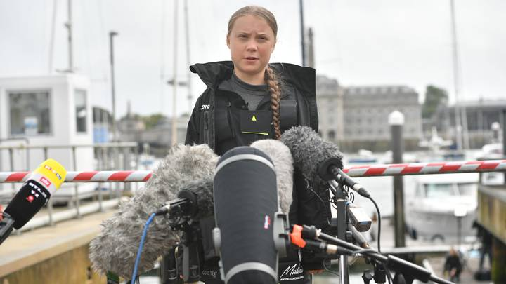 BBC Announces New Series With Environmental Activist Greta Thunberg