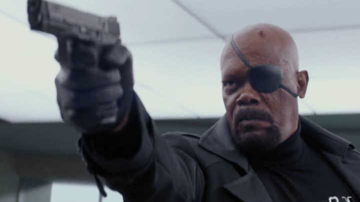 Samuel L. Jackson Set To Star In Disney+ Nick Fury Series