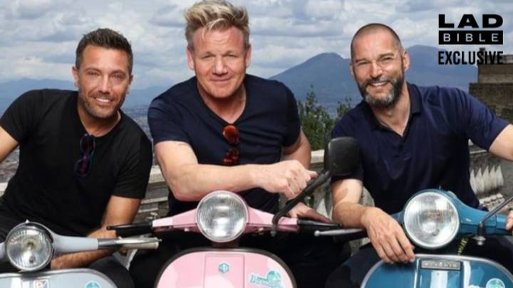 ITV Is Making A Third Series Of Gordon, Gino And Fred: Road Trip