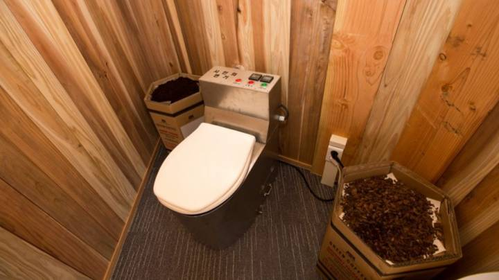 Scientist Invents Toilet That Converts Human Poo Into Energy And Pays People In Cryptocurrency To Use It