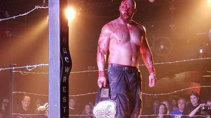 Wrestler Nick Gage 'Died For Seven Minutes' After Deathmatch