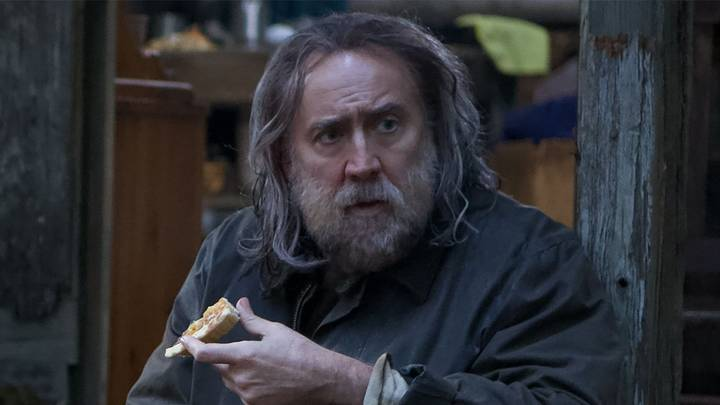 Nicolas Cage's New Movie Has A 98 Percent Rating On Rotten Tomatoes