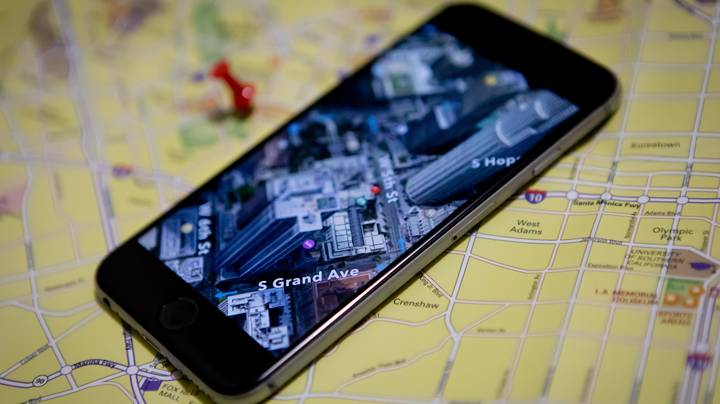 Your iPhone Has A Map Of Places You've Visited