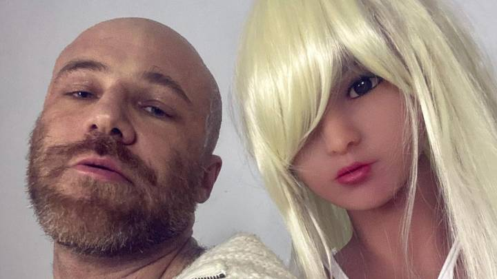 Bodybuilder Who Married Sex Doll Says He's Up For Dating Humans - But On One Condition