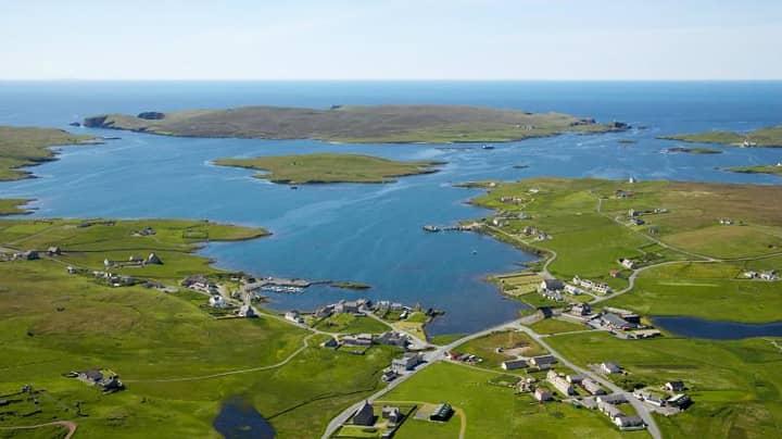 £250,000 Private Scottish Island Provides The Perfect Escape From Lockdown