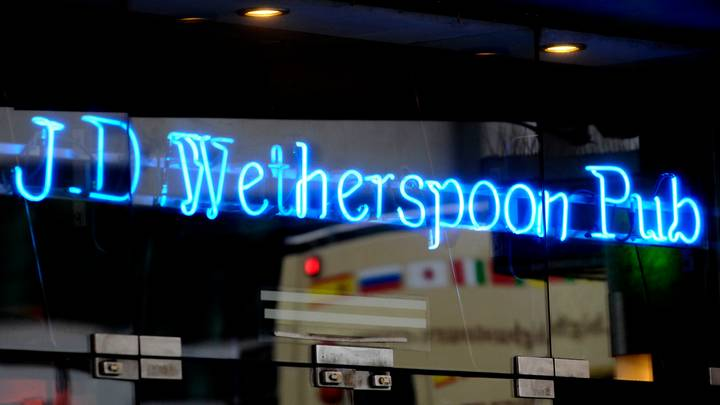 Wetherspoon Pubs Set To Stay Open Amid Coronavirus Pandemic