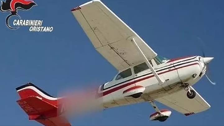 Cocaine Dropped From Plane Smashes Through Roof Of House