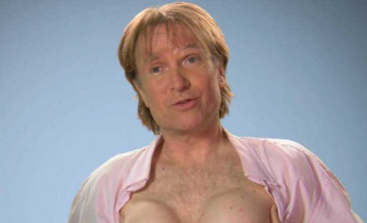 Man Gets Breast Implants For $100k Bet