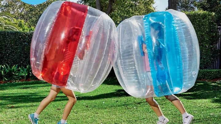 Aldi Is Selling Inflatable Balls For Just $30