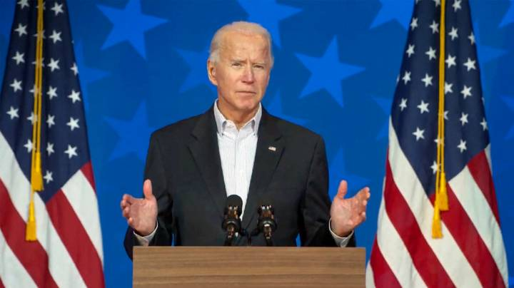 Joe Biden Wins US Election After Passing 270 Electoral College Votes