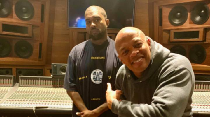 Kanye West And Dr Dre Announce Jesus Is King Part II