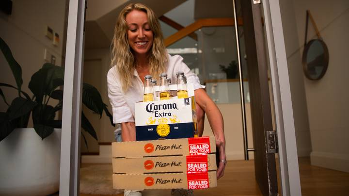Pizza Hut Australia Is Launching A Beer Delivery Service From Today