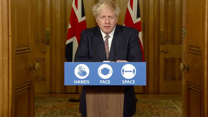 Boris Johnson Says People Who Test Negative For Covid-19 Could Be Released From Tier 3 Restrictions
