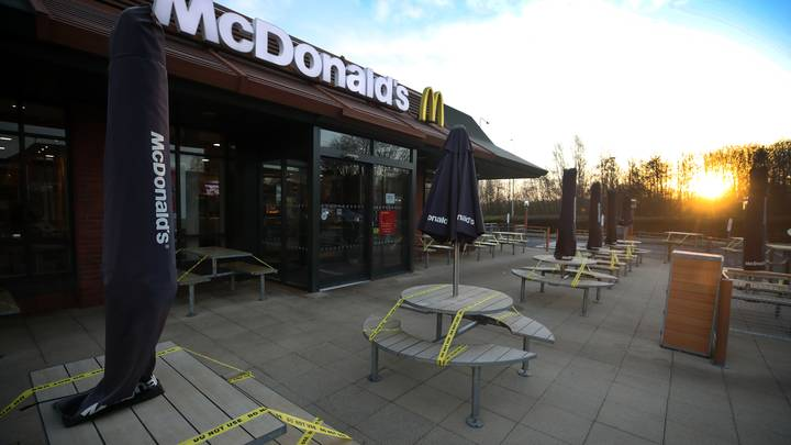 McDonald's Has Spoken Out About Plans To Reopen