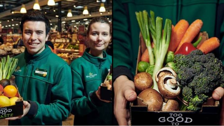 Morrisons Is Selling 1kg Boxes Of Fruit And Veg For £1