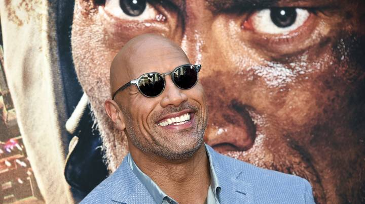 Dwayne Johnson's Daughter Impressed By Her Dad's 'Boobies'