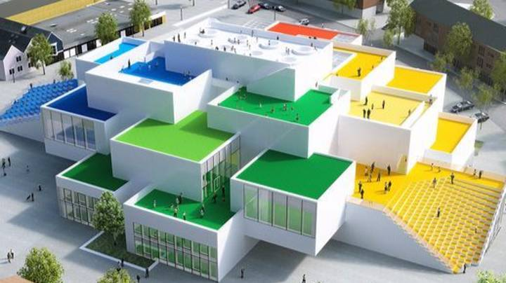 There's An Amazing Lego House In Denmark And You Can Stay There