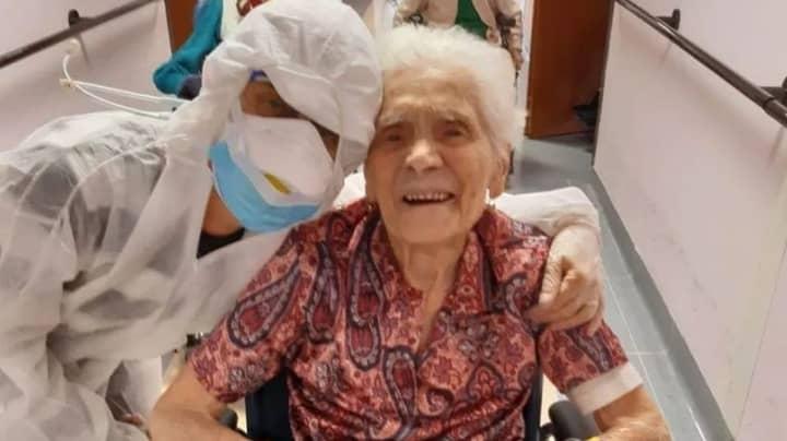 Italian Grandma Is The 'Oldest Woman' To Overcome Coronavirus Aged 103