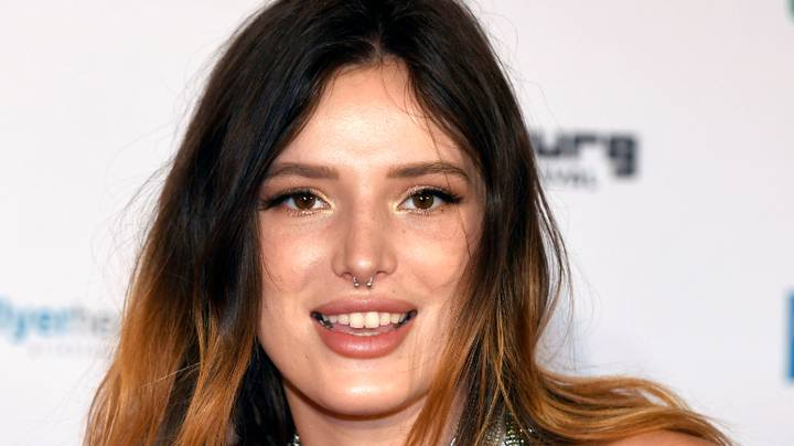 ​Bella Thorne Wins Pornhub Award For First Adult Movie