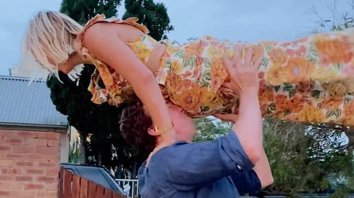 Dancer Miraculously Survives Horror Fall While Drunkenly Attempting Dirty Dancing Lift