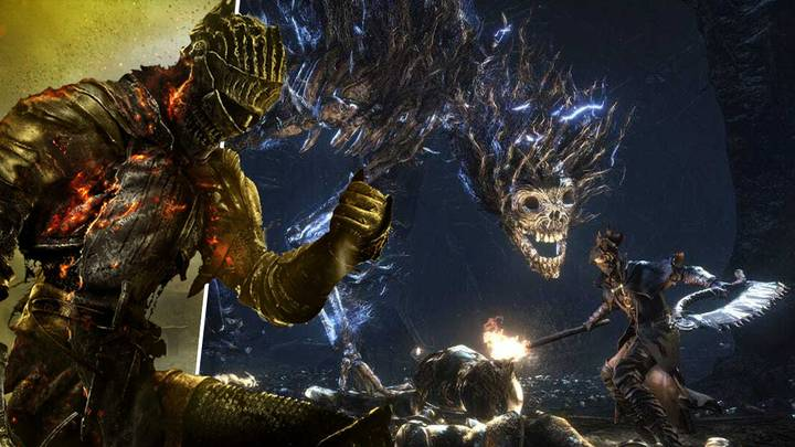 How Dark Souls, 'Bloodborne' And 'Paradise Killer' Have Reshaped Cosmic Horror In Games
