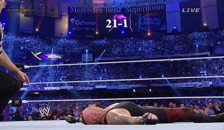 'Shocked Undertaker Guy' Finally Met The Undertaker