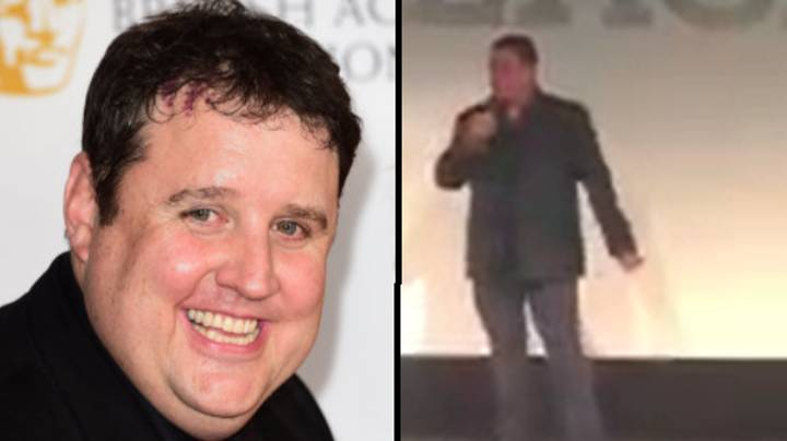 Peter Kay Makes Surprise Appearance At 'Car Share' Charity Screening