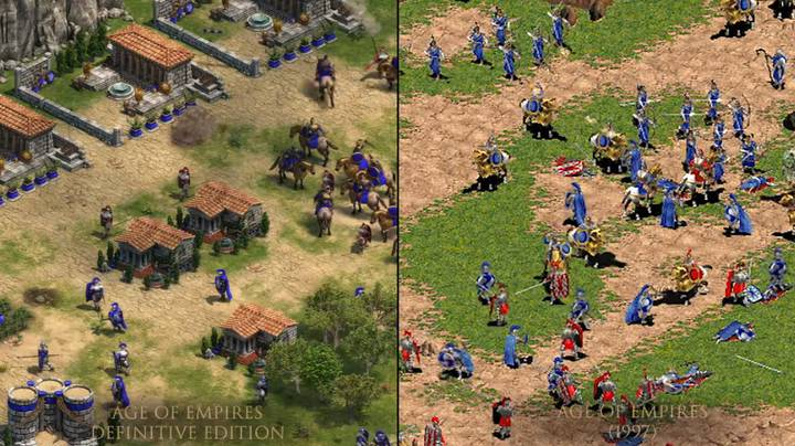 'Age Of Empires' Developer Explains Why It's Being Remastered