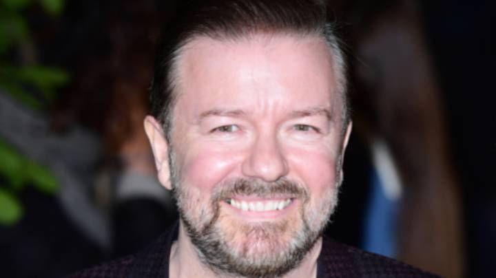 Ricky Gervais Likes The Idea Of His Corpse Being Eaten By Lions