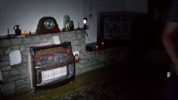 Haunting Footage Shows Chilling Tour Of Spooky Yorkshire Ghost House