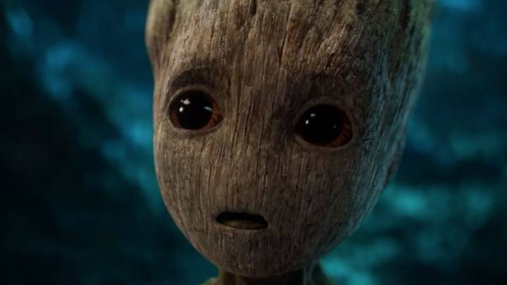 Guardians Of The Galaxy's James Gunn Says Baby Groot Would Tear Baby Yoda To Pieces