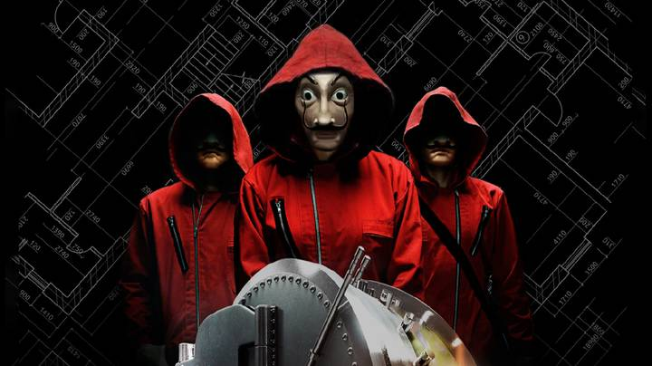 The Money Heist Experience Is Coming To The UK